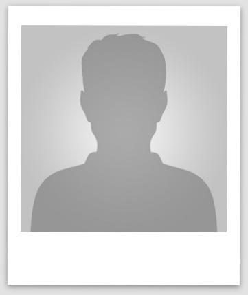 Photo d'un profil masculin
