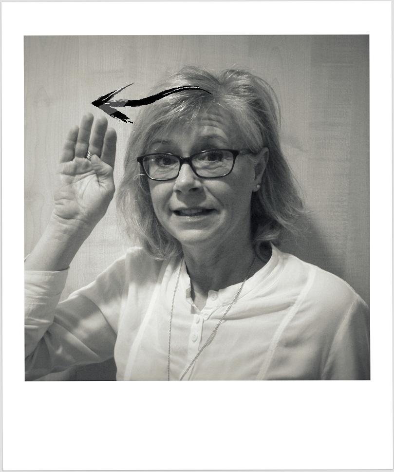 Photo et signe de Mylène bachelier